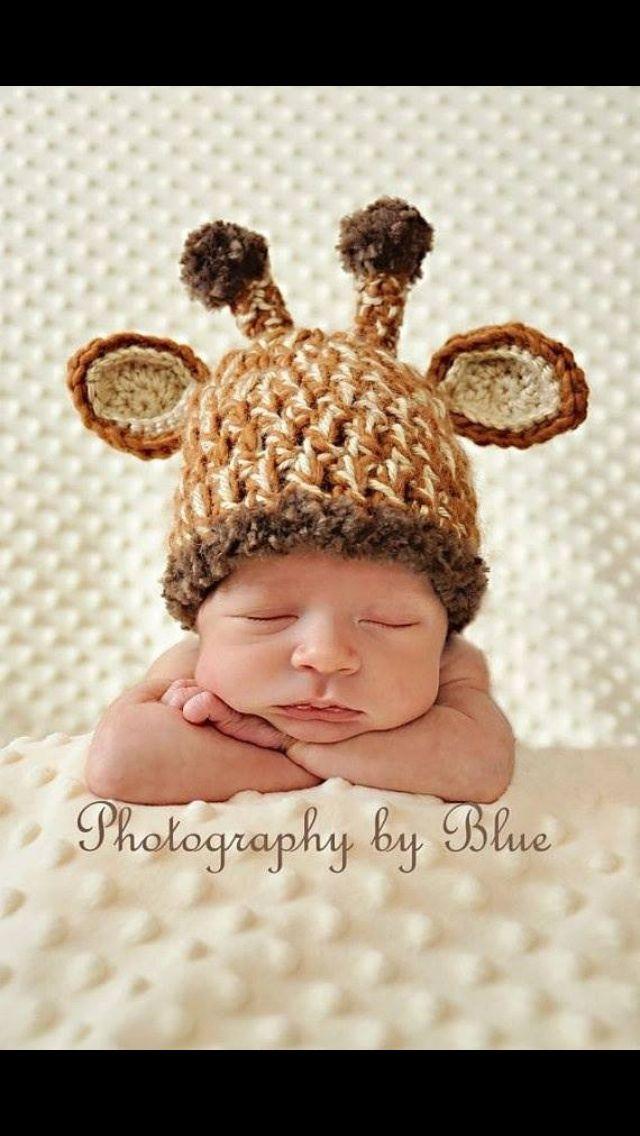 Giraffe Baby Hat Patterns Crochet Baby Hats Crochet Baby