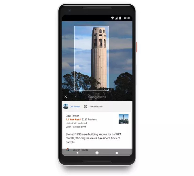 Google introduces Google Lens for Android phones Phone