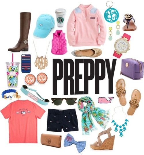Preppy style 2013--I love stripes, floral, monograms, bright colors, pastels, quarter zips, watches, raybans, j.crew, lilly, KS and so much more.