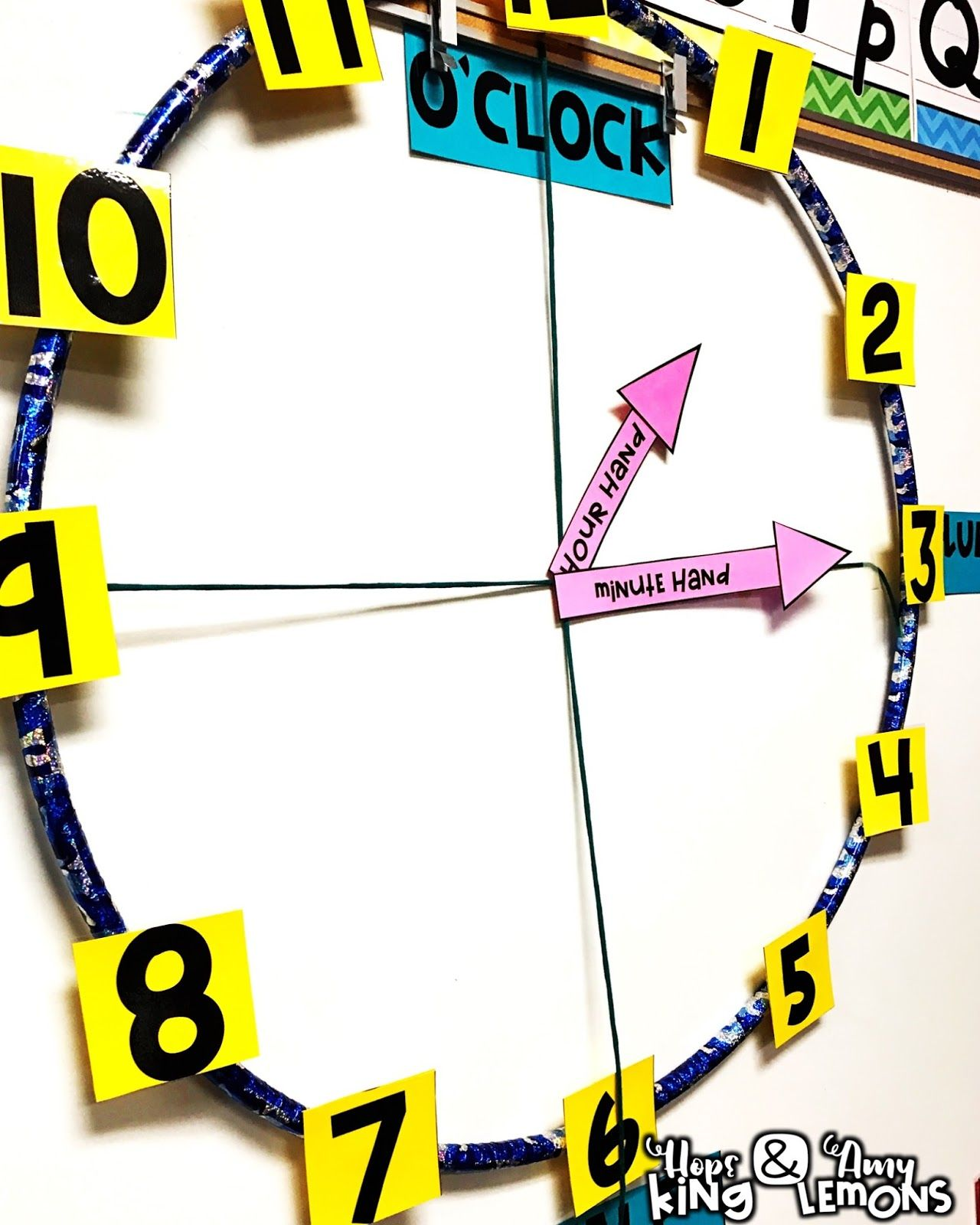 Telling Time Activities With Images