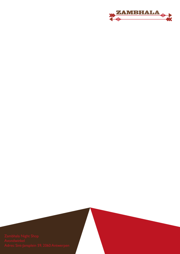 huisstijl design