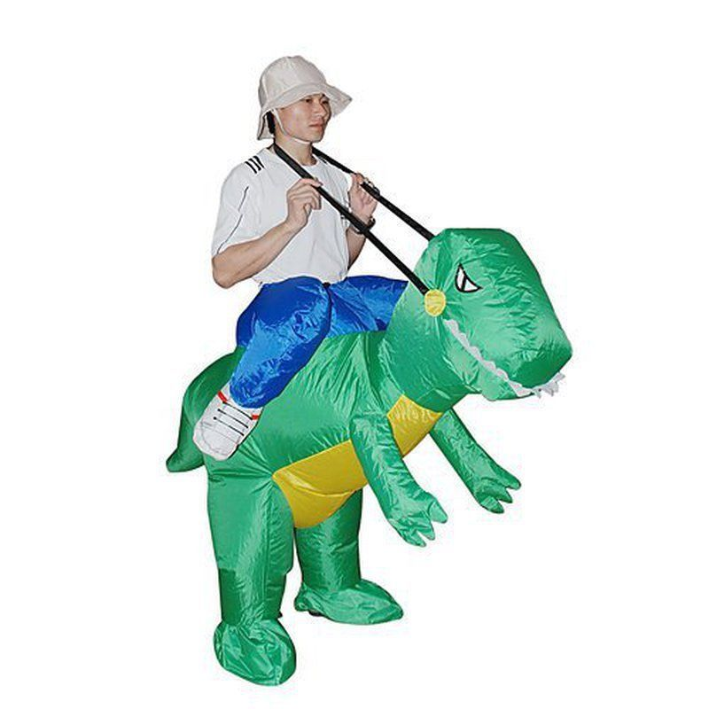 Popular Inflatable Dinosaur Costume-Buy Cheap Inflatable Dinosaur ...