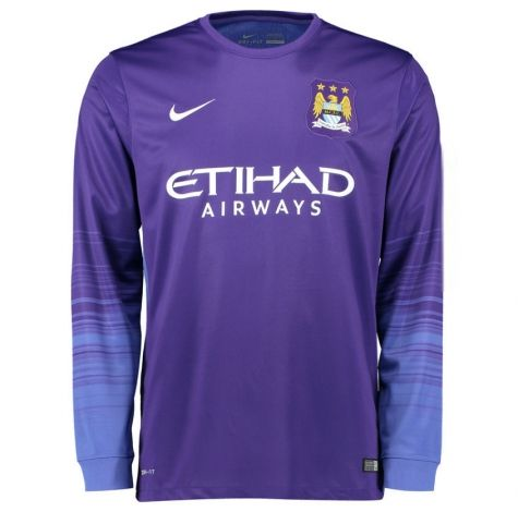 f06d884f4606d7 Manchester City 2015/2016 Home Goalkeeper Shirt - Available at  uksoccershop.com