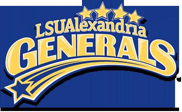 Lsu Alexandria Athletics College Logo Lsu Sports Logo