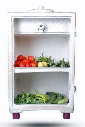 Lebensmittel frisch halten ohne Kühlschrank 4 clevere Ideen grüne