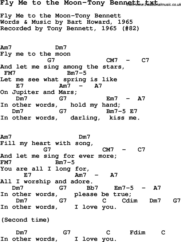 fly me to the moon ukulele