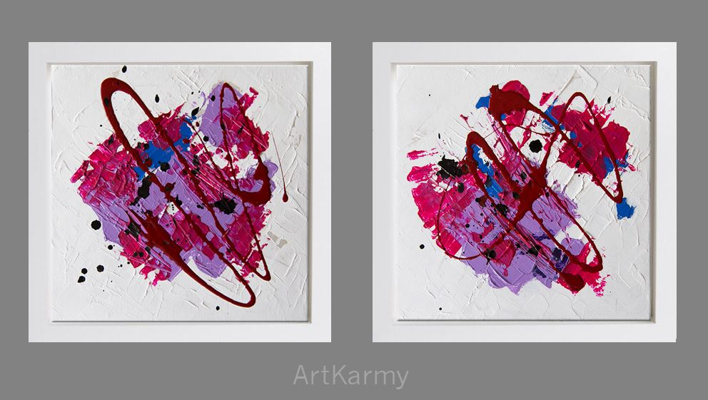 Vendita quadri astratti dipinti da artista quadri astratti