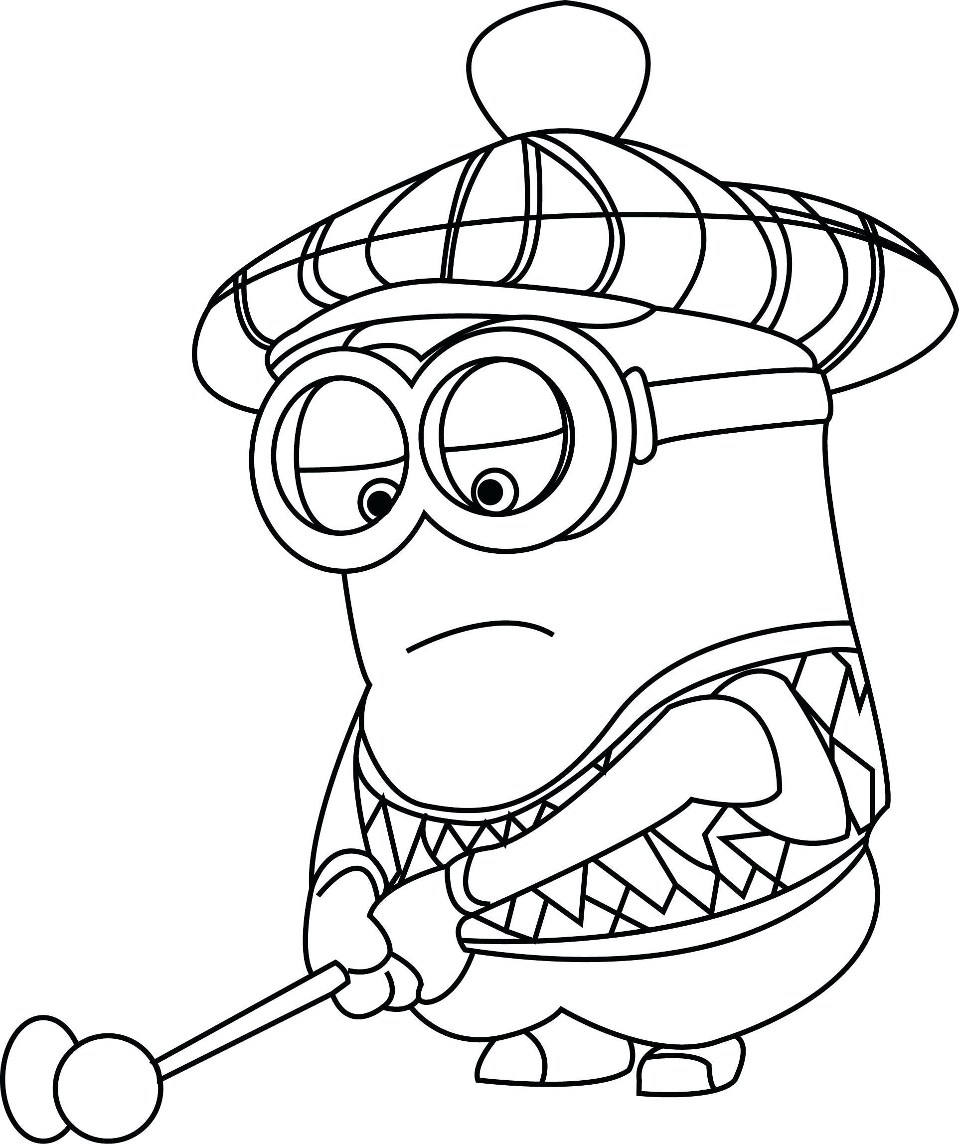 Minions Coloring Pages To Print Fresh Cute Minion Coloring Pages Niagarapaper In 2020 Sports Coloring Pages Minion Coloring Pages Minions Coloring Pages