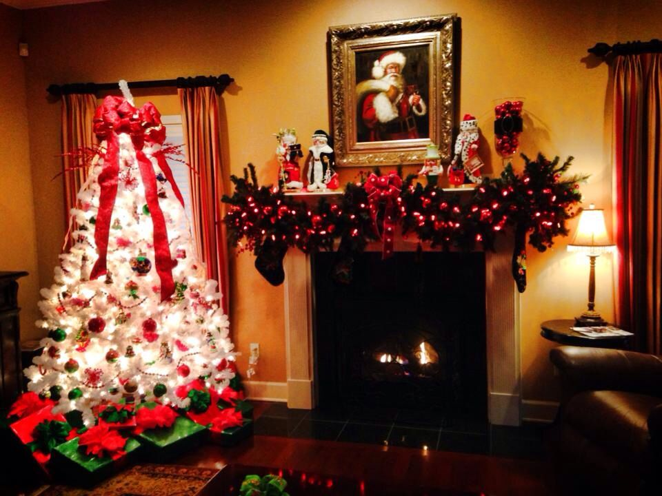 My sis is a decorating diva!