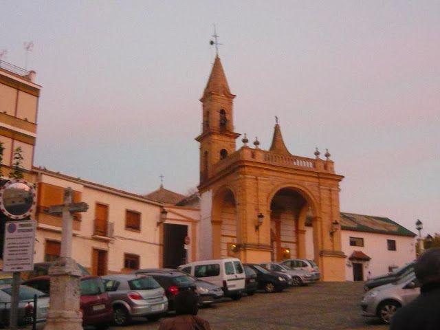 Iglesia De Jesús Nazareno En Puente Genil Cordoba