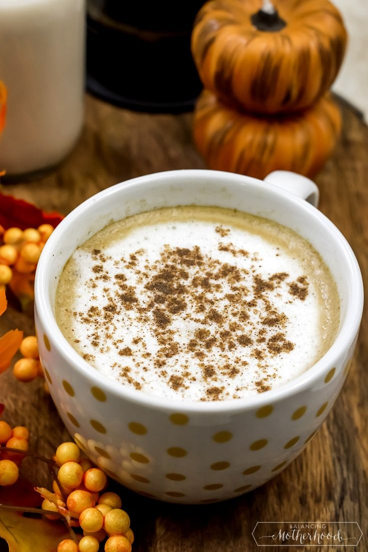 Throughout the year, my coffee of choice is a vanilla latte. I love the sweet, mild taste of the frothy milk coffee. But, when fall hits it's time to spice it up and I officially switch to a good 'ol PSL: pumpkin spice latte. It's not always convenient to go out for my latte so …