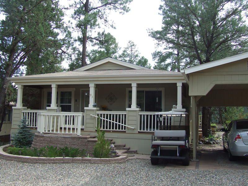 Pine Lakes in Prescott, AZ   Pine lake, Mobile home parks ...