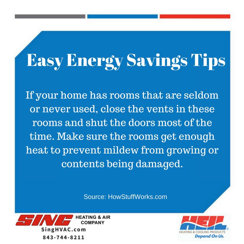 SingHVAC EnergyTips Energy saving tips, Save energy
