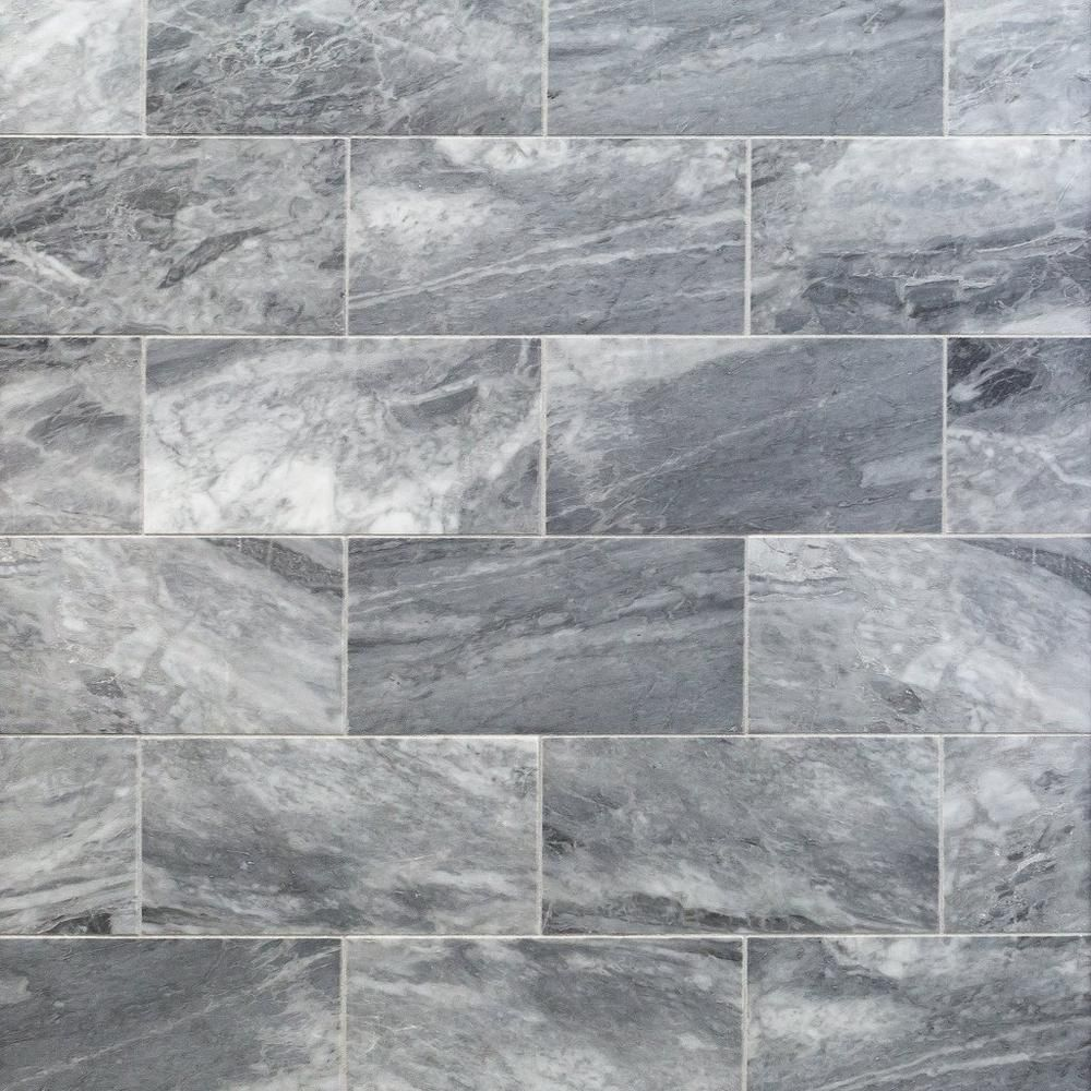 Bardiglio Honed Marble Tile Honed Marble Tiles Honed Marble Polished Marble Tiles