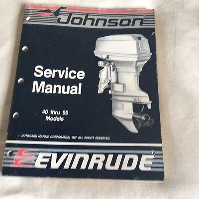 1956 1970 johnson evinrude outboard service repair manual 1 5hp