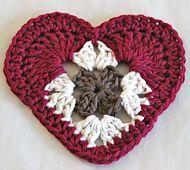 Ravelry: Granny Heart pattern by Kalpna Kapoor