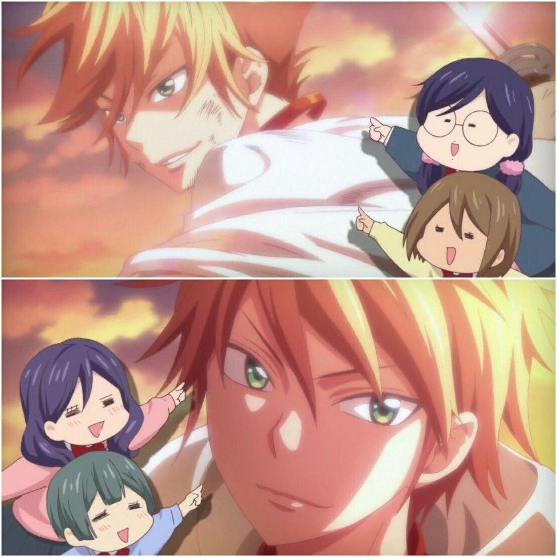 Kiss Him Not Me Shion Kiss Him Not Me Manga Love Kissing Him Kiss