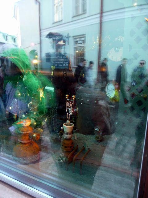 Jemina Staalon matkaploki: Tallinna on steampunk