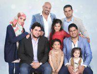 تفاصيل تعاقد قناة نون مع نجوم قناة طيورالجنة عمر الصعيدي و لين ومايا ومحمد بشار وشقيقته