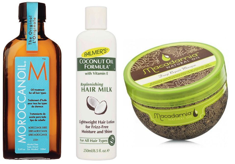 How To Find The Best Oil For Your Hair Type Best Hair Oil Coconut Oil Hair Hair Type