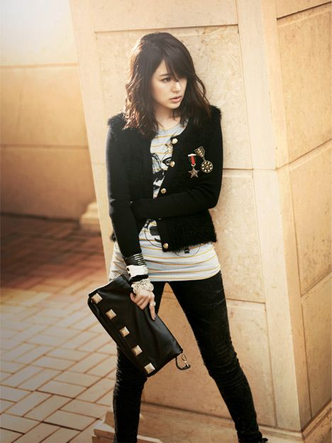 Yoon Eun Hye Inspiration Asia The Orient Pinterest Yoon Eun Hye Korean And Kpop Fashion