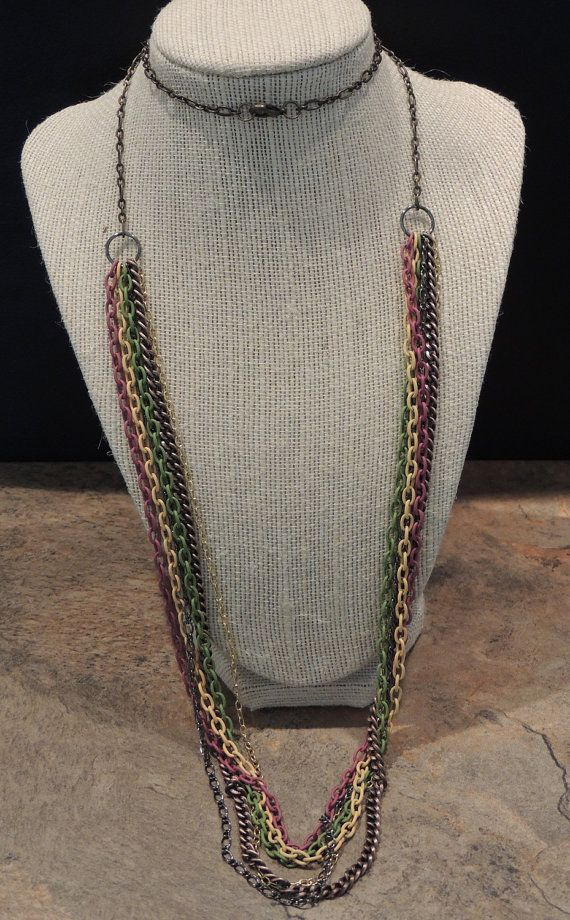 Chains Of Love by EasilyDistractedDsgn on Etsy