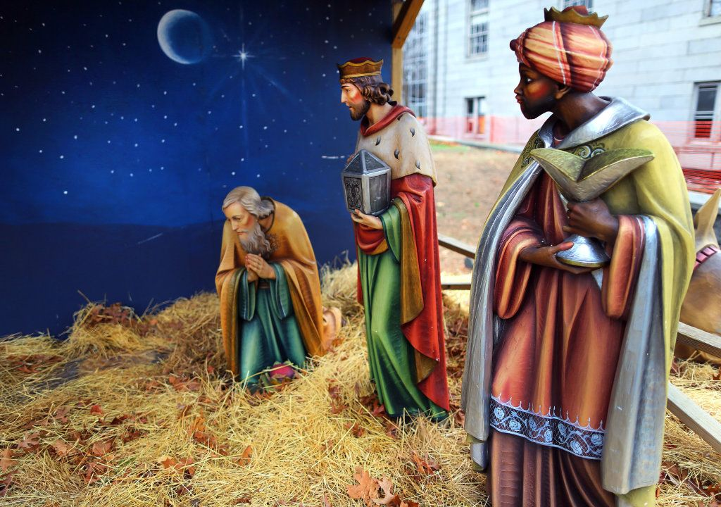 What are frankincense and myrrh? Three wise men