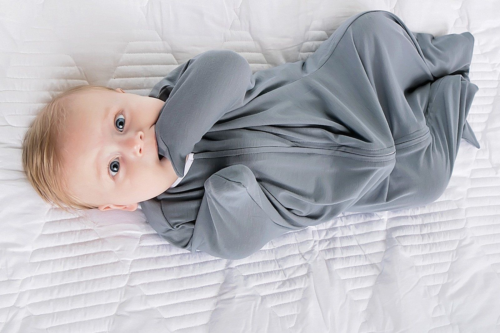 Zipadee Zip Wearable Blanket Provides Baby A Womb Like Environment