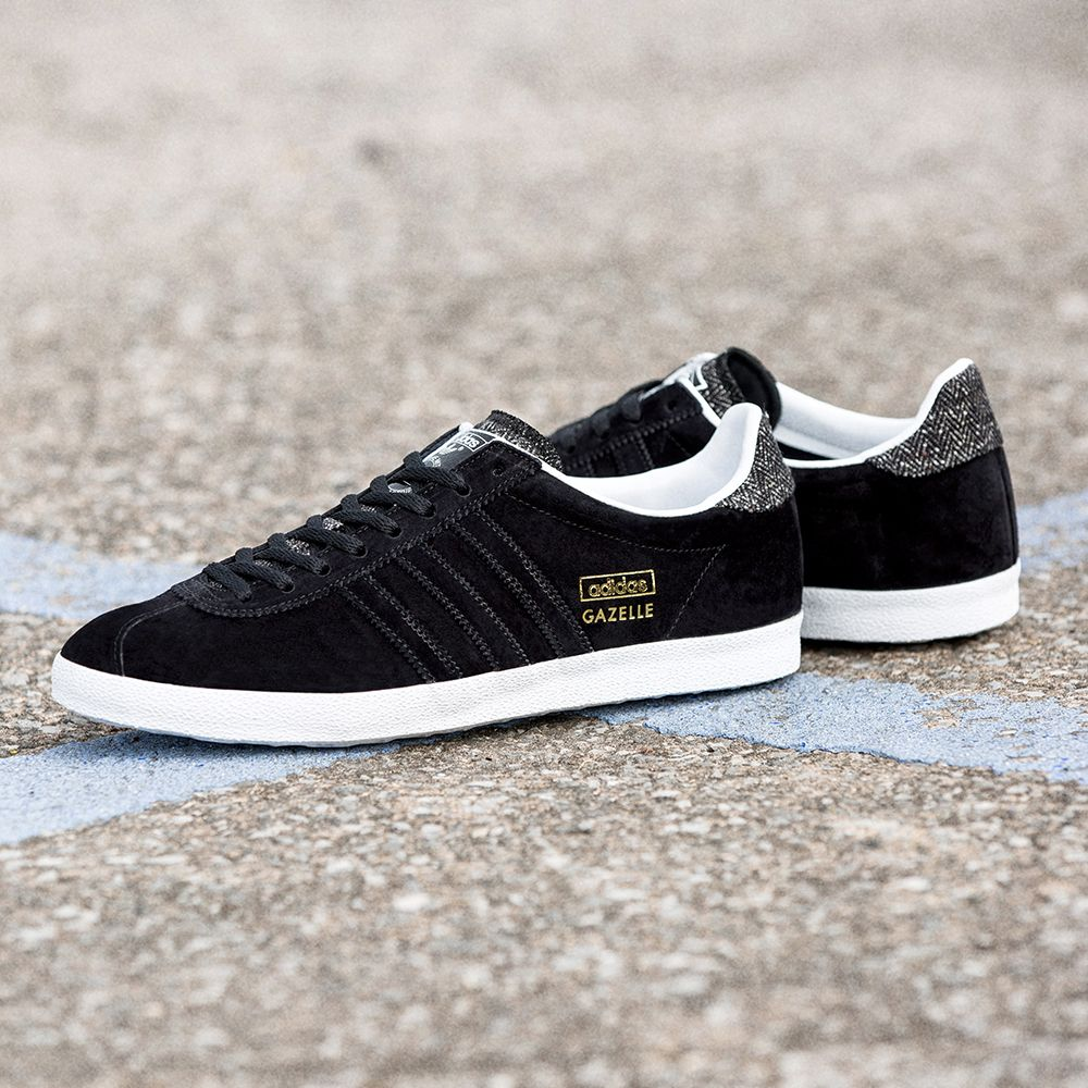 A Terrace casuals must have, the adidas Originals Gazelle OG Trainer  available online & in