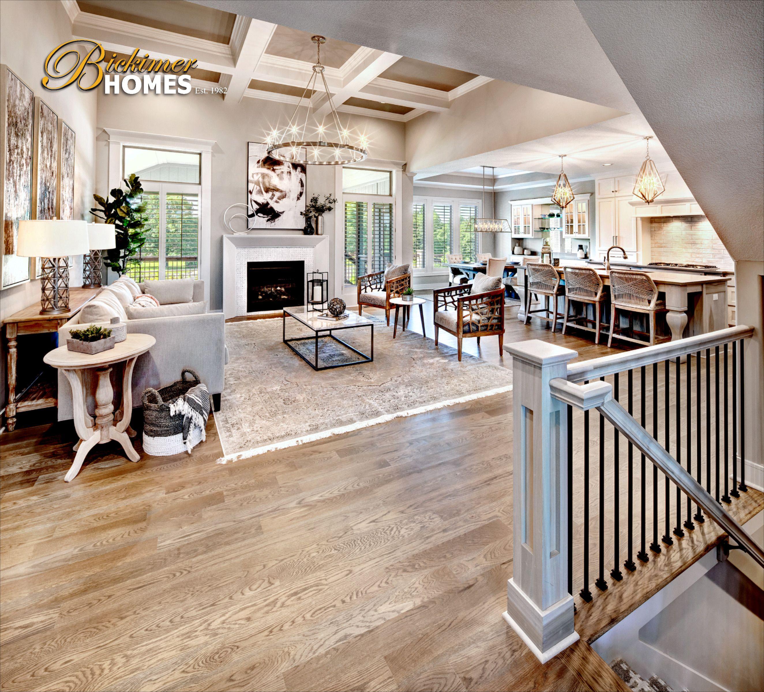 Open Concept Home Open Concept Home Home Interior Design Craftsman Interior Design