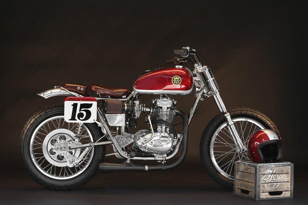 1972 BSA 500cc GP | Heroes Motorcycles