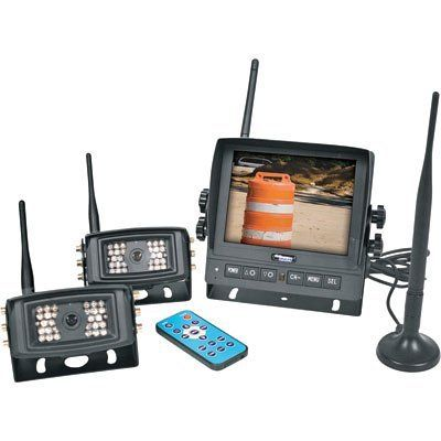 Wireless CabCam Camera System WL56M2C