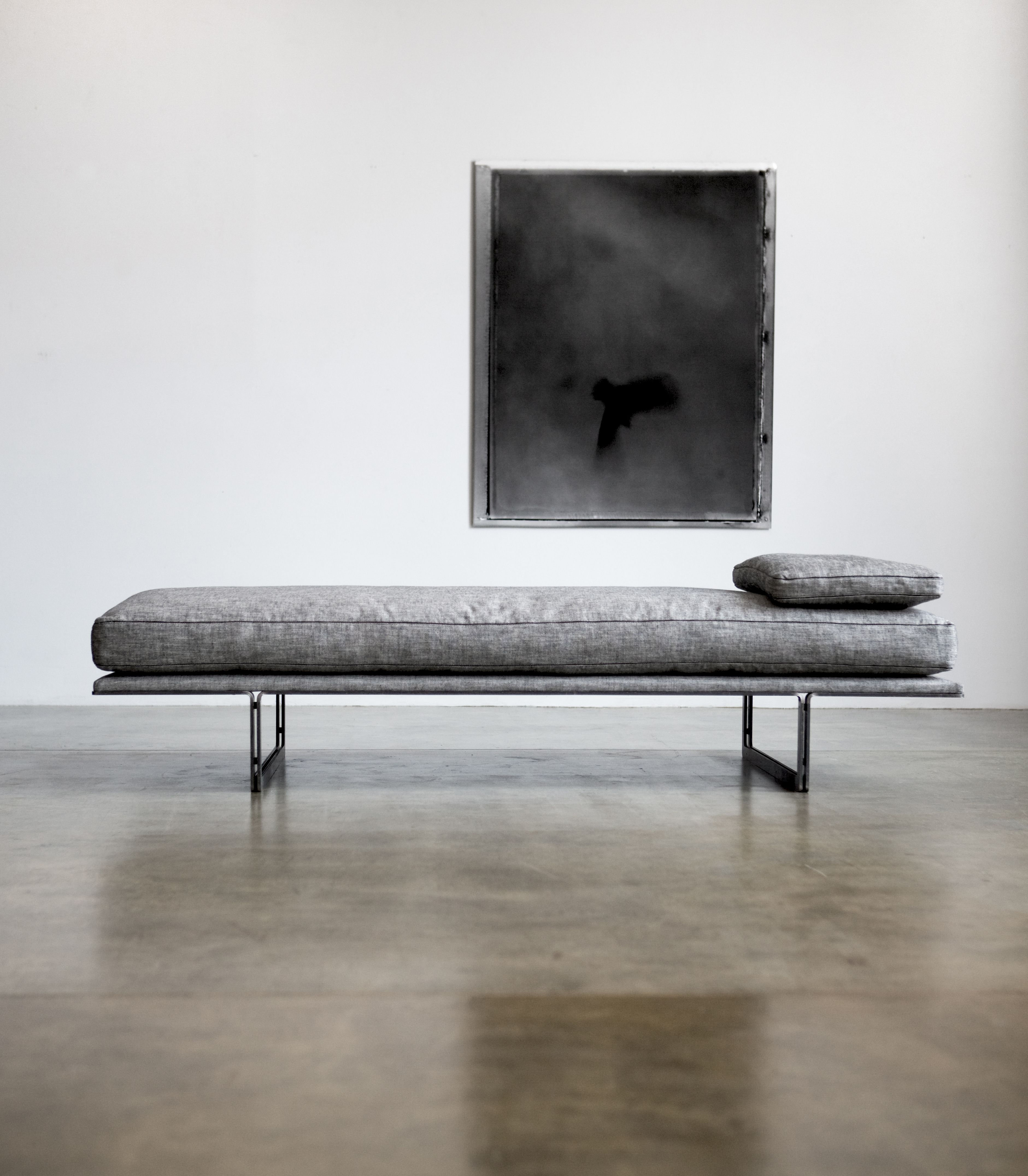Slipcover Furniture Vancouver: Oscar Lit De Jour By Montauk Sofa [photo By Andre