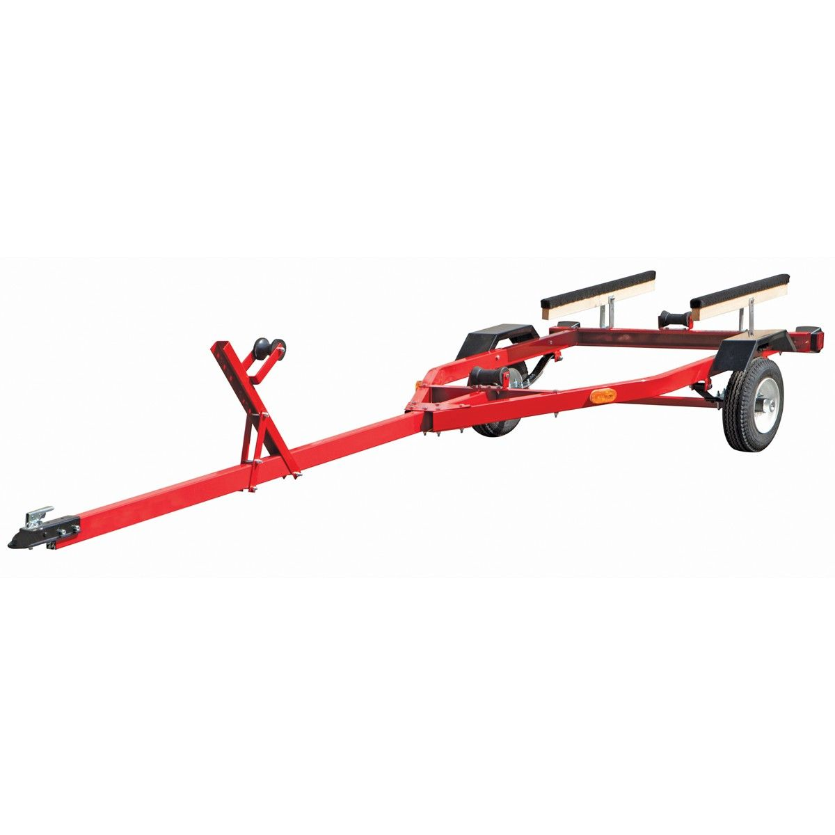 600 lbs capacity boat trailer my kayak pinterest for Outboard motor dolly harbor freight