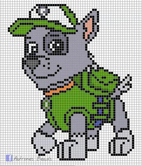 F7af660380b9b473e365ee67684964e8 Jpg 485 568 Cross Stitch Patterns Paw Patrol Cross Stitch Embroidery