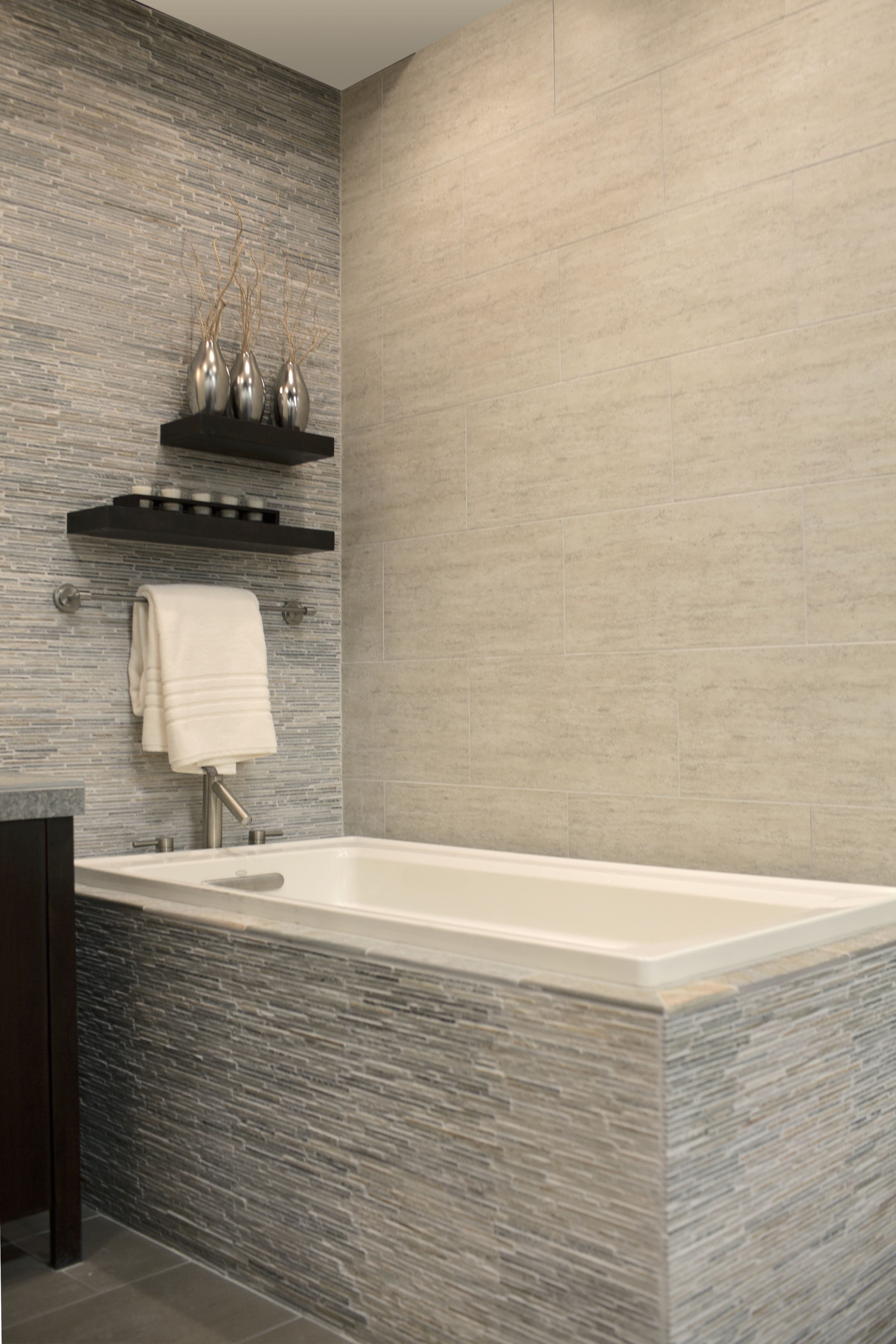 A beautiful slate bathroom #thetileshop | Bathroom | Pinterest ...