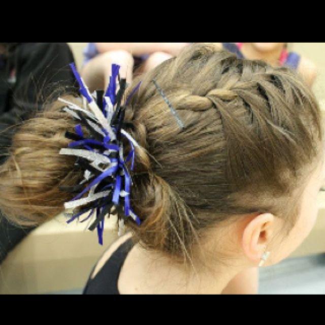 Pin By Yuko Morimoto On Hair Gymnastics Hair Competition Hair Hair Styles