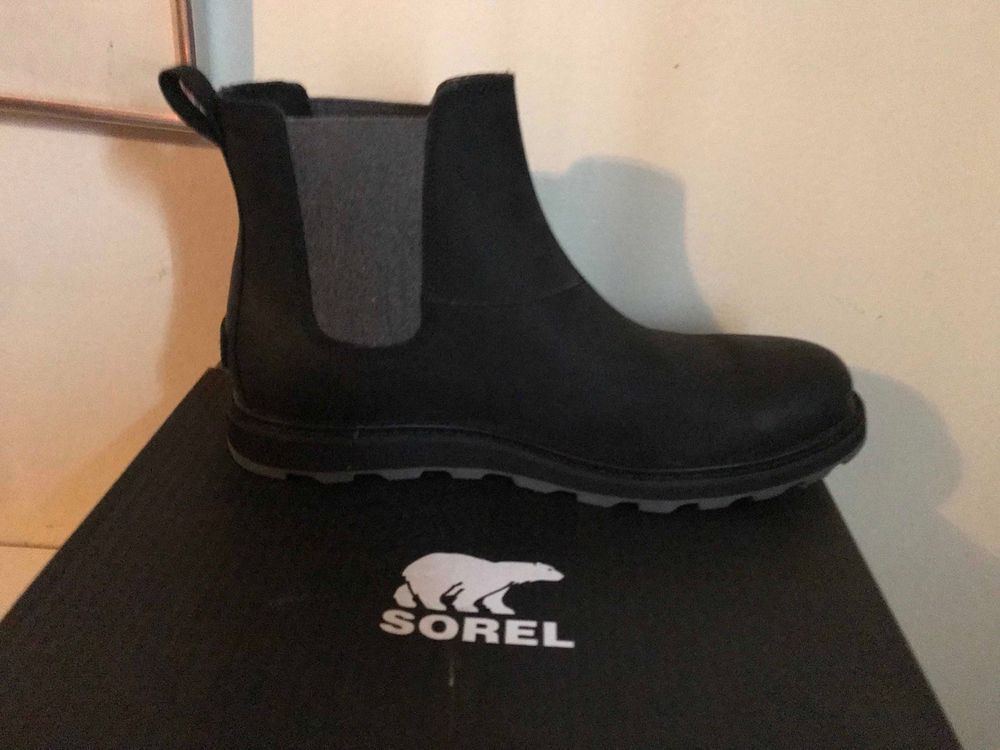 Sorel Madson Chelsea Mens Outdoor Boots