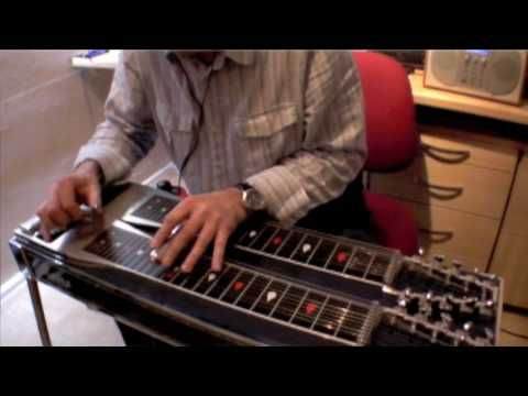 By Amarillo Country Music Duo With David Hartley On Pedal Steel Guitar And Fran Allum