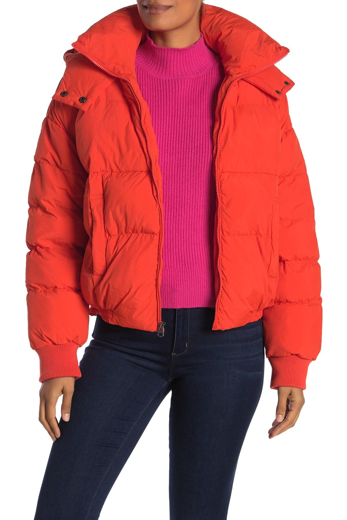 Lucky Brand Short Puffer Jacket Nordstrom Rack Jackets Branded Shorts Nordstrom Outfit [ 1800 x 1200 Pixel ]