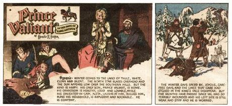 Prince Valiant - Wikipedia, the free encyclopedia | Favorite ...