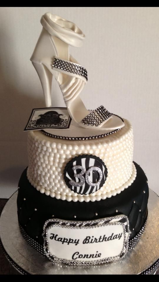 Shoe Cake Platinum House Of Sweets Birthday Cake Shoe