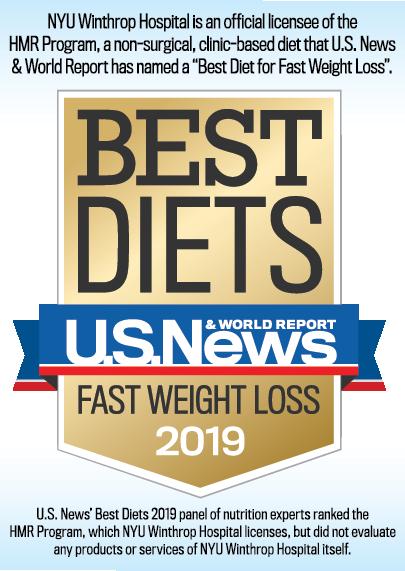 U S  News Best Diets - Fast Weight Loss 2019 | NYU Winthrop