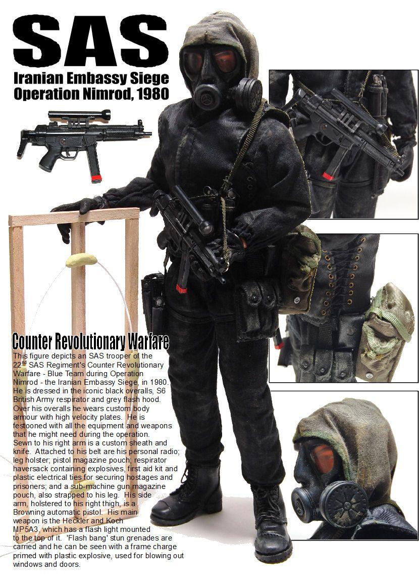 Sas Iranian Embassy Siege Operation Nimrod Zas 141