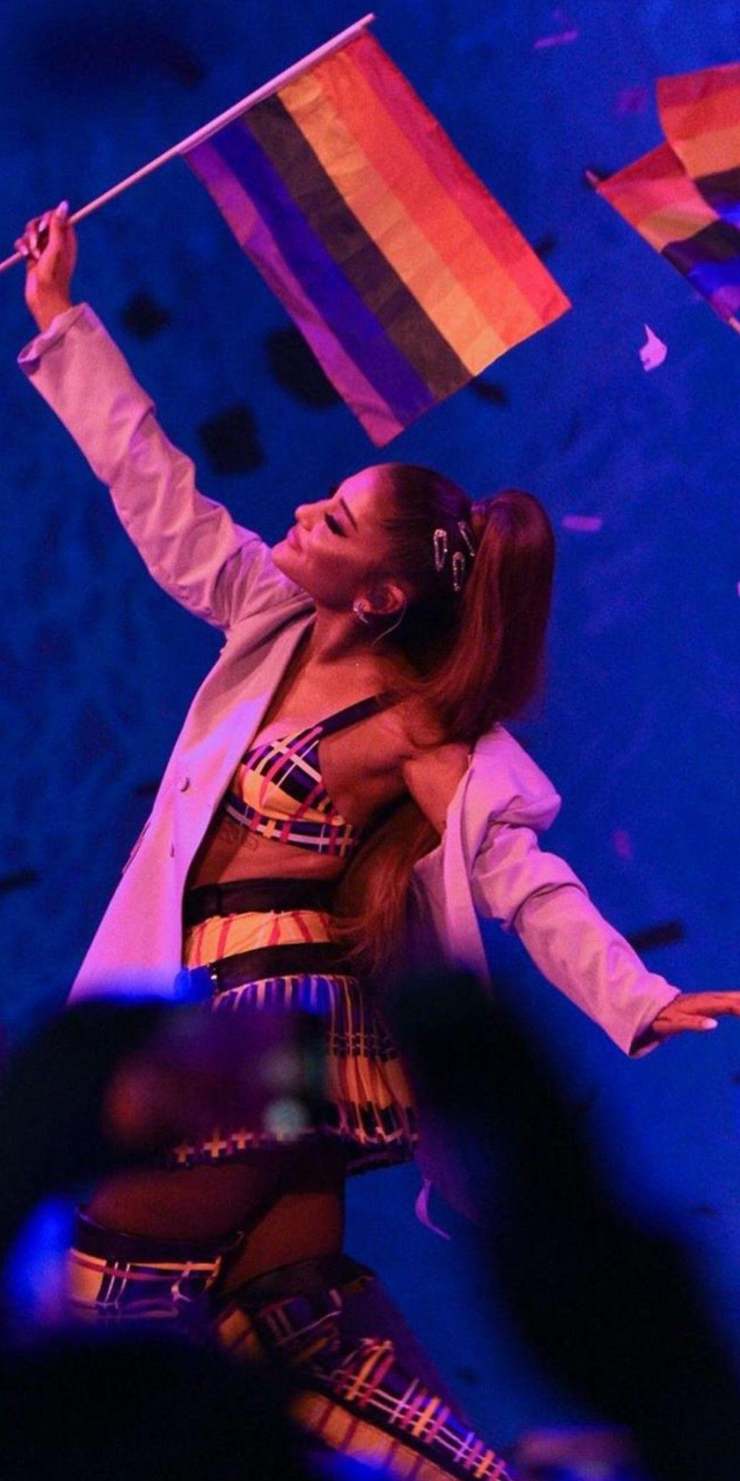 Thank U Next Ariana Grande Wallpaper Ariana Grande Photos Ariana Grande Michelle rodriguez s w t photos hot