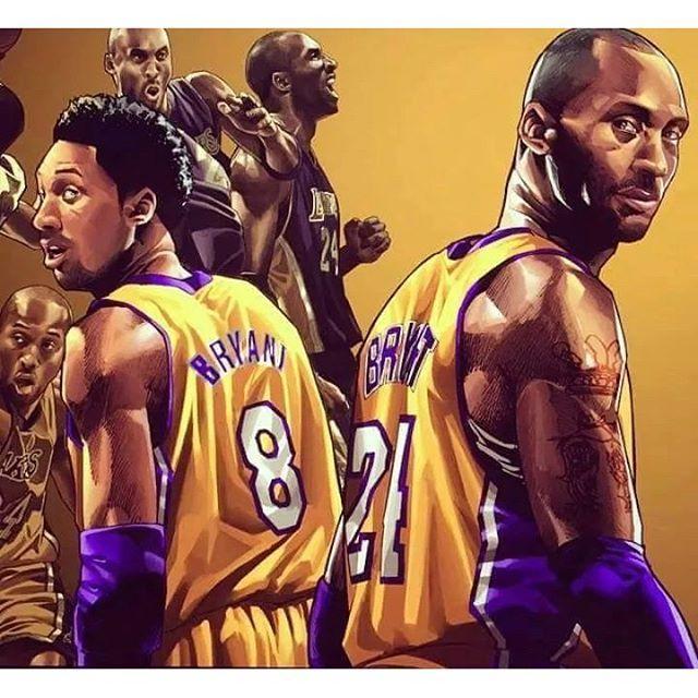 outlet store 0b22e e1623 Kobe Bryant #8 #24 | KOBE BRYANT | Kobe bryant nba, Kobe ...