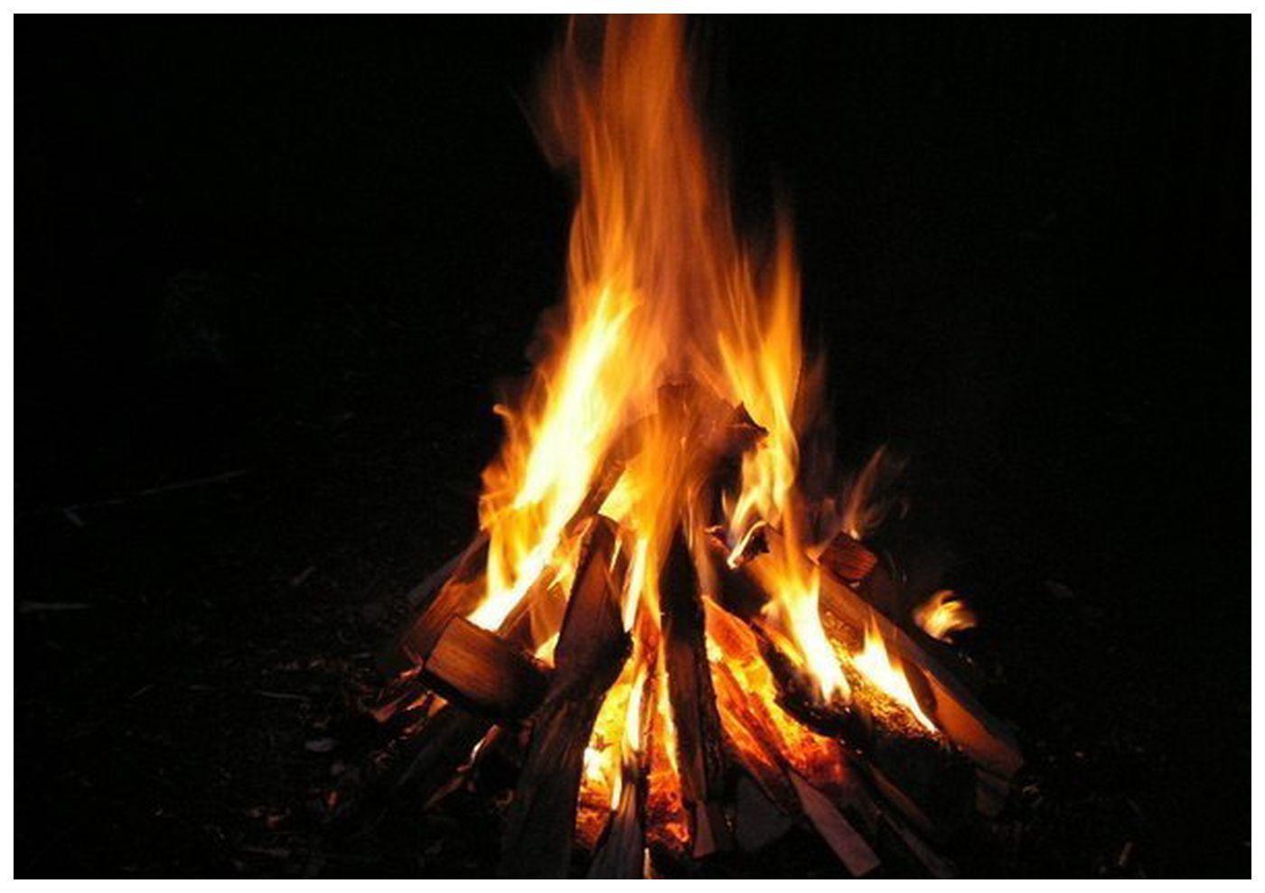 Способ гадания по пламени и дыму от костра Гадание по дыму ...
