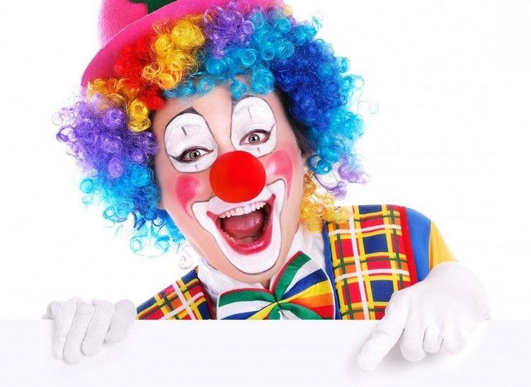 clown schminken anleitung und tipps f r das kost m karnevalskost me pinterest kost m. Black Bedroom Furniture Sets. Home Design Ideas