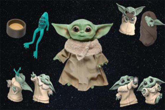 Anunciado lançamento dos bonecos do fofíssimo Baby Yoda - Revista Eletricidade
