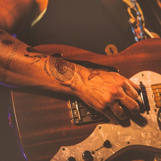 Xavier Rudd Tattoo Xavier Rudd Tattoos Geometric Mandala Tattoo